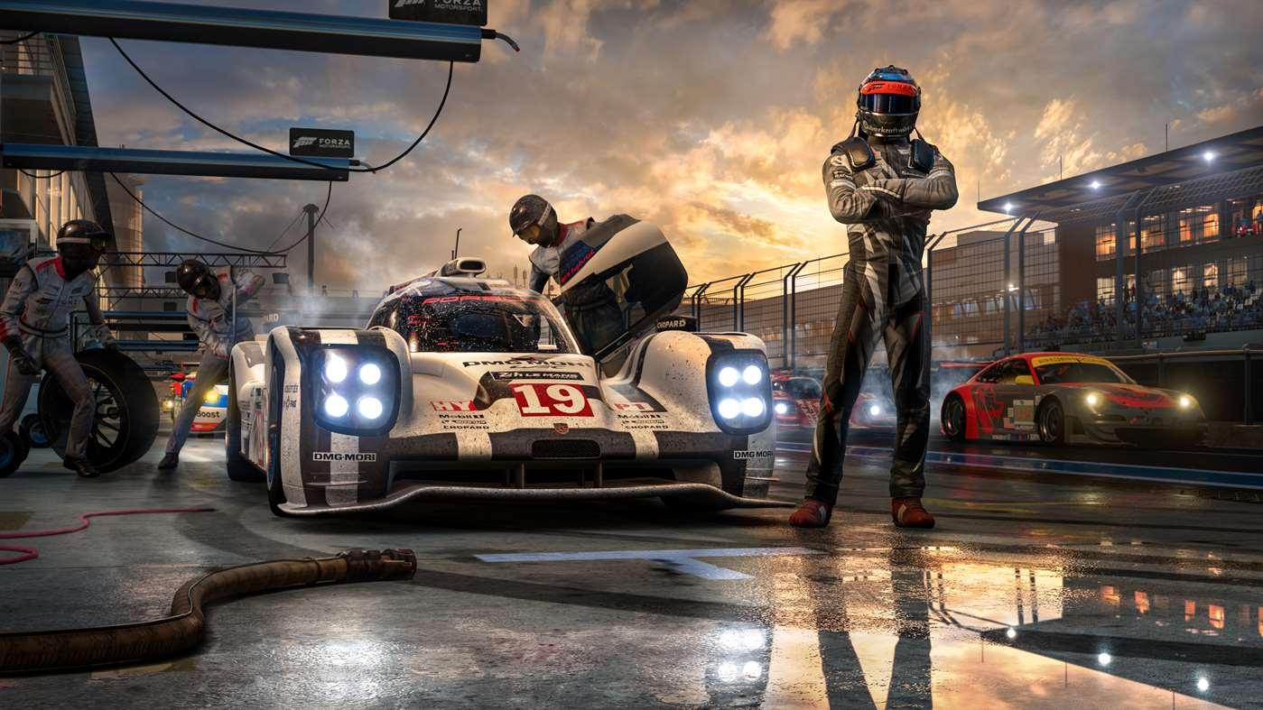Forza Motorsport 7 ocupará 95GB e metade disso será um download no  lançamento
