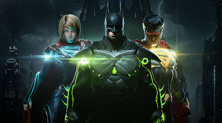 Amazon da França lista Injustice 2 para PC