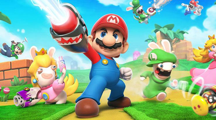 Mario + Rabbids: Kingdom Battle torna-se o jogo não produzido pela Nintendo mais vendido do Switch