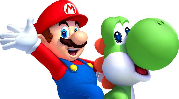 Nintendo confirma que Mario socava Yoshi em Super Mario World para que ele atacasse