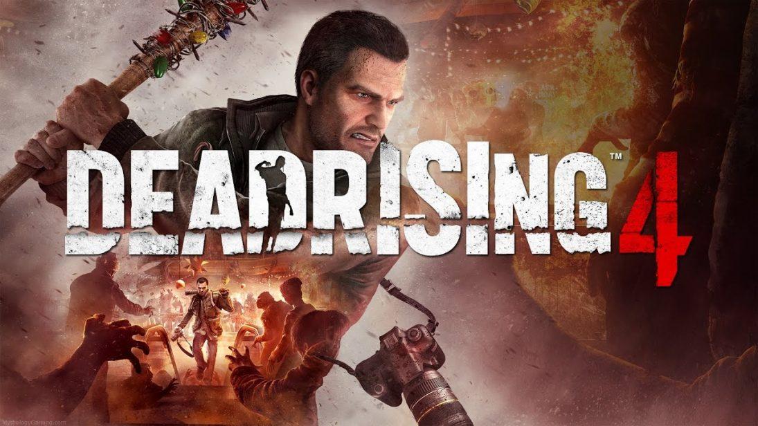 Versão completa de Dead Rising 4 chega ainda este ano no PS4