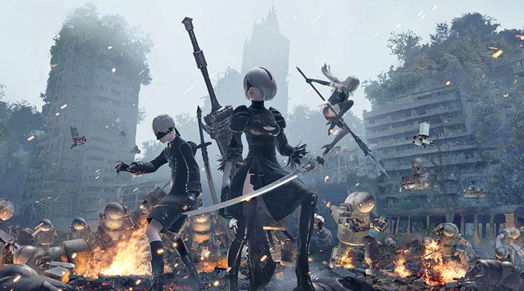 """Desempenho de NieR: Automata foi """"acima das expectativas"""" e franquia tem """"potencial significativo"""", diz Square Enix"""