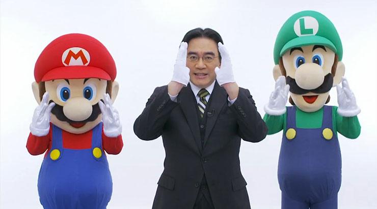 Jogo escondido dentro do Switch é um tributo para Satoru Iwata