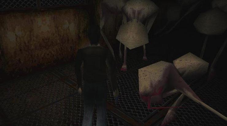 Foram encontrados monstros não utilizados em Silent Hill dentro dos arquivos do jogo