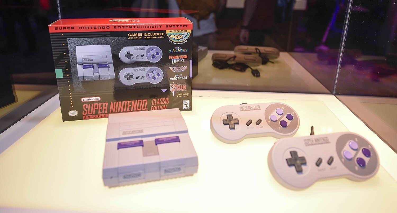 SNES Classic já vendeu mais de 4 milhões de unidades