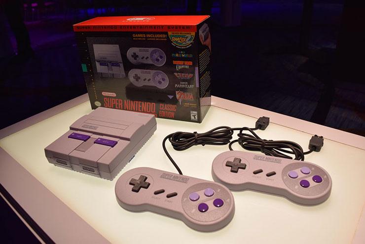 Vendas do SNES Classic Edition ultrapassam 2 milhões de unidades