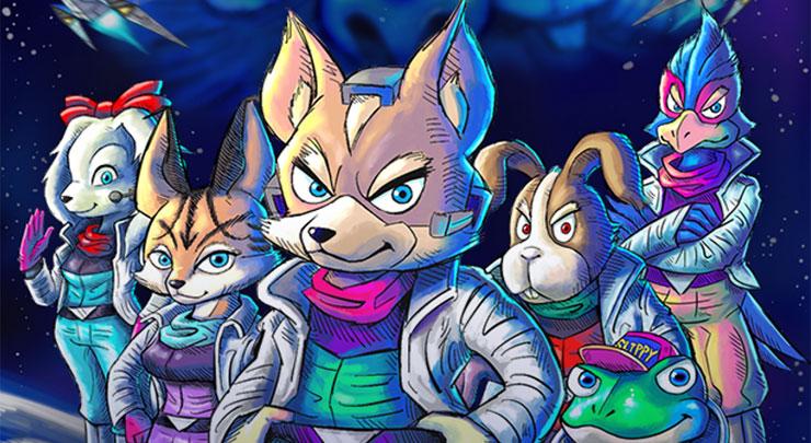 Star Fox 2 ganha belíssimo manual online