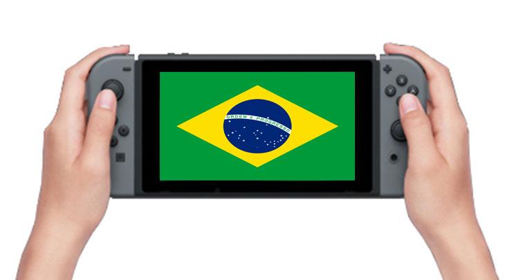 Switch recebe atualização que libera partidas online em contas brasileiras