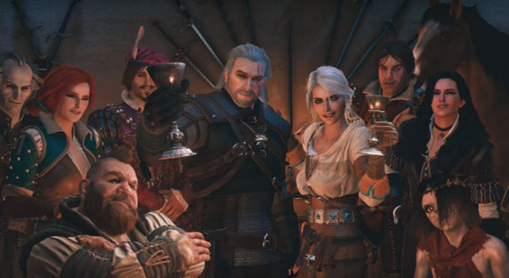 CD Projekt comemora 10 anos de The Witcher com vídeo emocionante