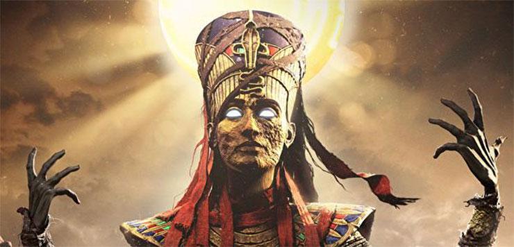 Expansão de Assassin's Creed Origins colocará você para lutar contra múmias de faraós
