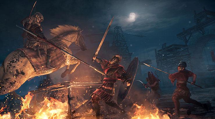 Assassin's Creed Origins terá DLCs gratuitos e caixas de loot que não necessitam de dinheiro real
