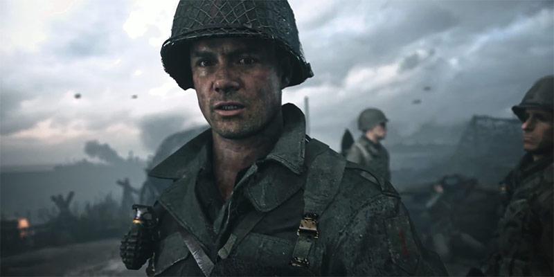 Produtor garante que Call of Duty: WWII terá a essência daquilo que tornou a franquia importante