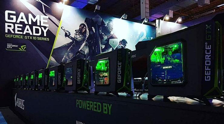 """""""Nunca o gamer de PC teve tanto jogo sendo lançado na plataforma,"""" declarou a Nvidia"""