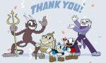 Estúdio agradece aos jogadores e avisa que Cuphead já vendeu mais de 1 milhão de cópias