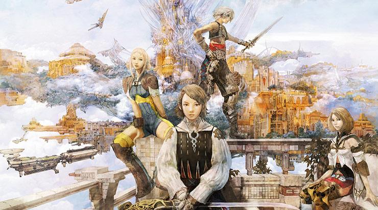 Remaster de Final Fantasy XII vende 1 milhão de cópias e ganha novo trailer e arte para comemorar