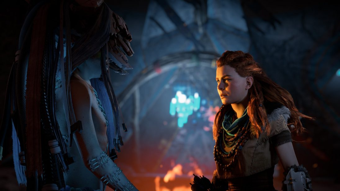 Guerrilla afirma que The Frozen Wilds será a única expansão para Horizon Zero Dawn