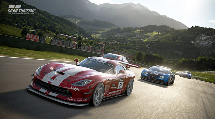 Não há muito o que fazer em Gran Turismo Sport se você estiver offline