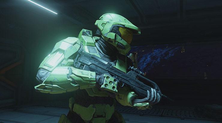 Halo: The Master Chief Collection rodará com melhorias no Xbox One X em 2018