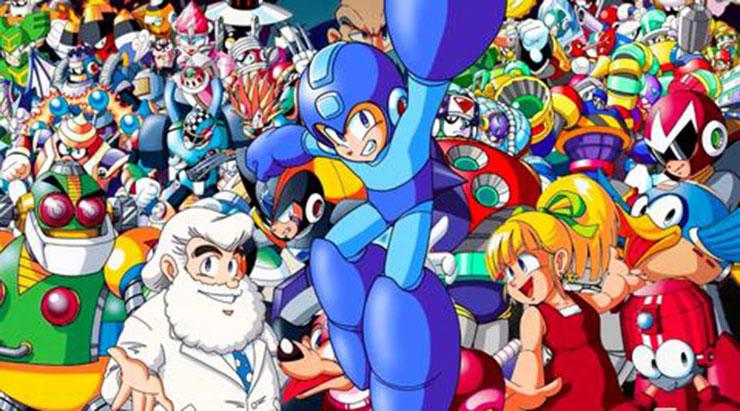 """Produtor diz que """"Capcom não esqueceu de Mega Man"""""""