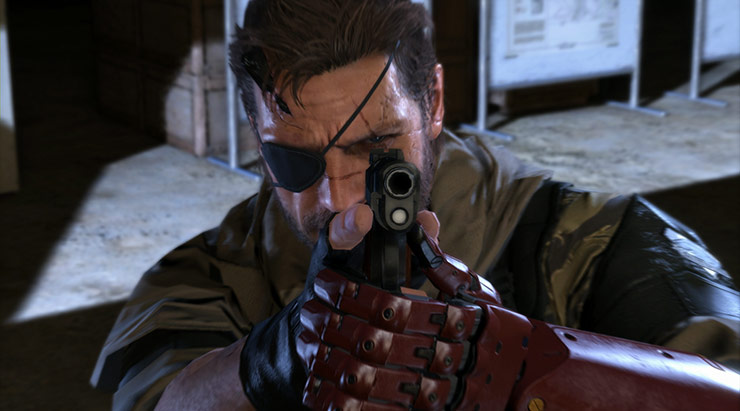 Metal Gear Solid V: The Phantom Pain chega ao Xbox Game Pass em novembro