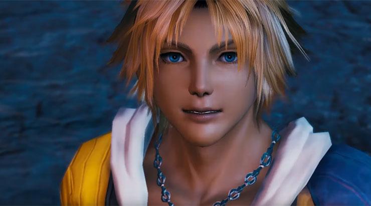 História de Tidus entre Final Fantasy X e X-2 será revelada em evento para Mobius Final Fantasy