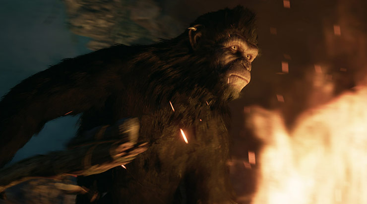 Planet of the Apes: Last Frontier será exclusivo temporário do PS4