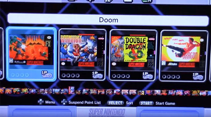 SNES Classic foi hackeado e recebe suporte para rodar centenas de jogos