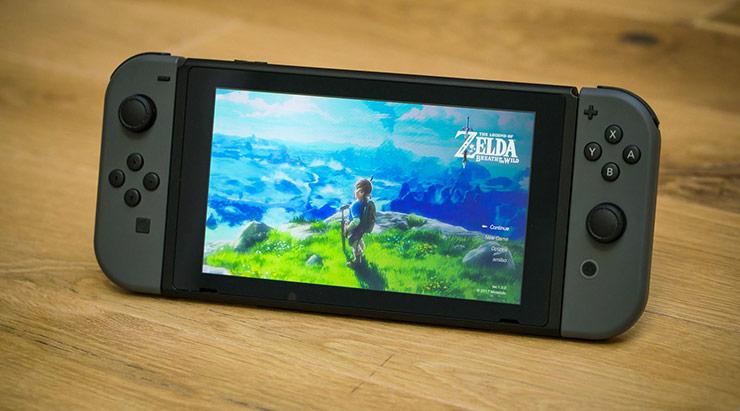 Switch torna-se o videogame caseiro mais rapidamente vendido da história nos EUA