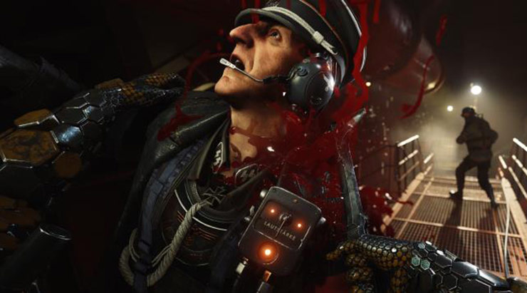 Wolfenstein II: The New Colossus ganha demo no PS4 e Xbox One