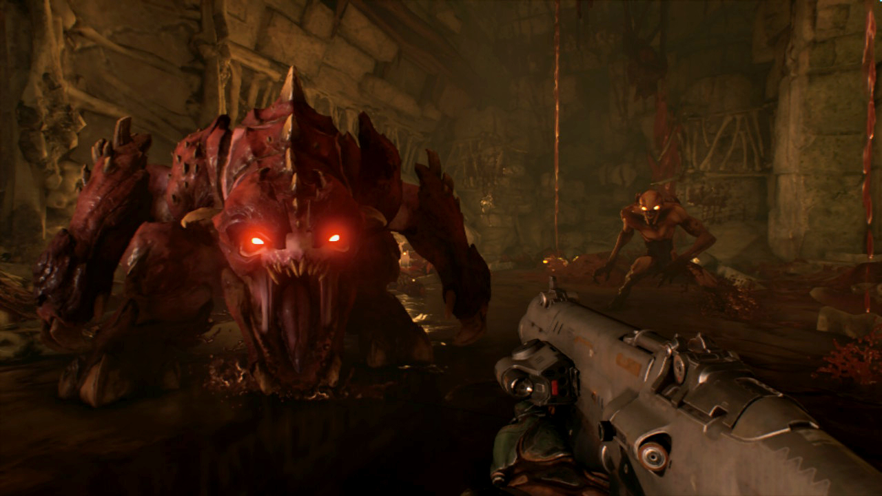 Doom - Nintendo Switch - Imagem 01