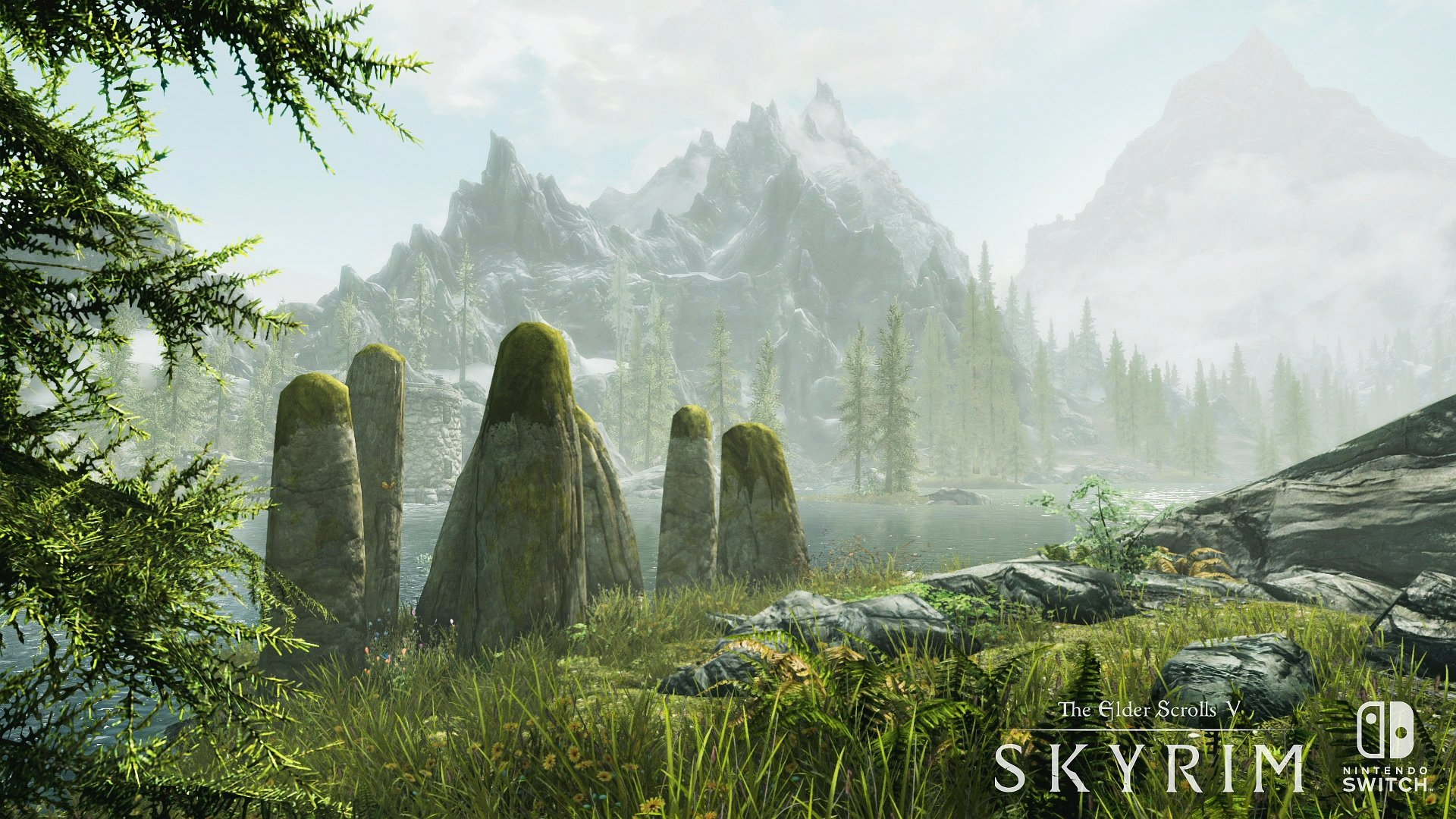 The Elder Scrolls V - Skyrim - Switch 02