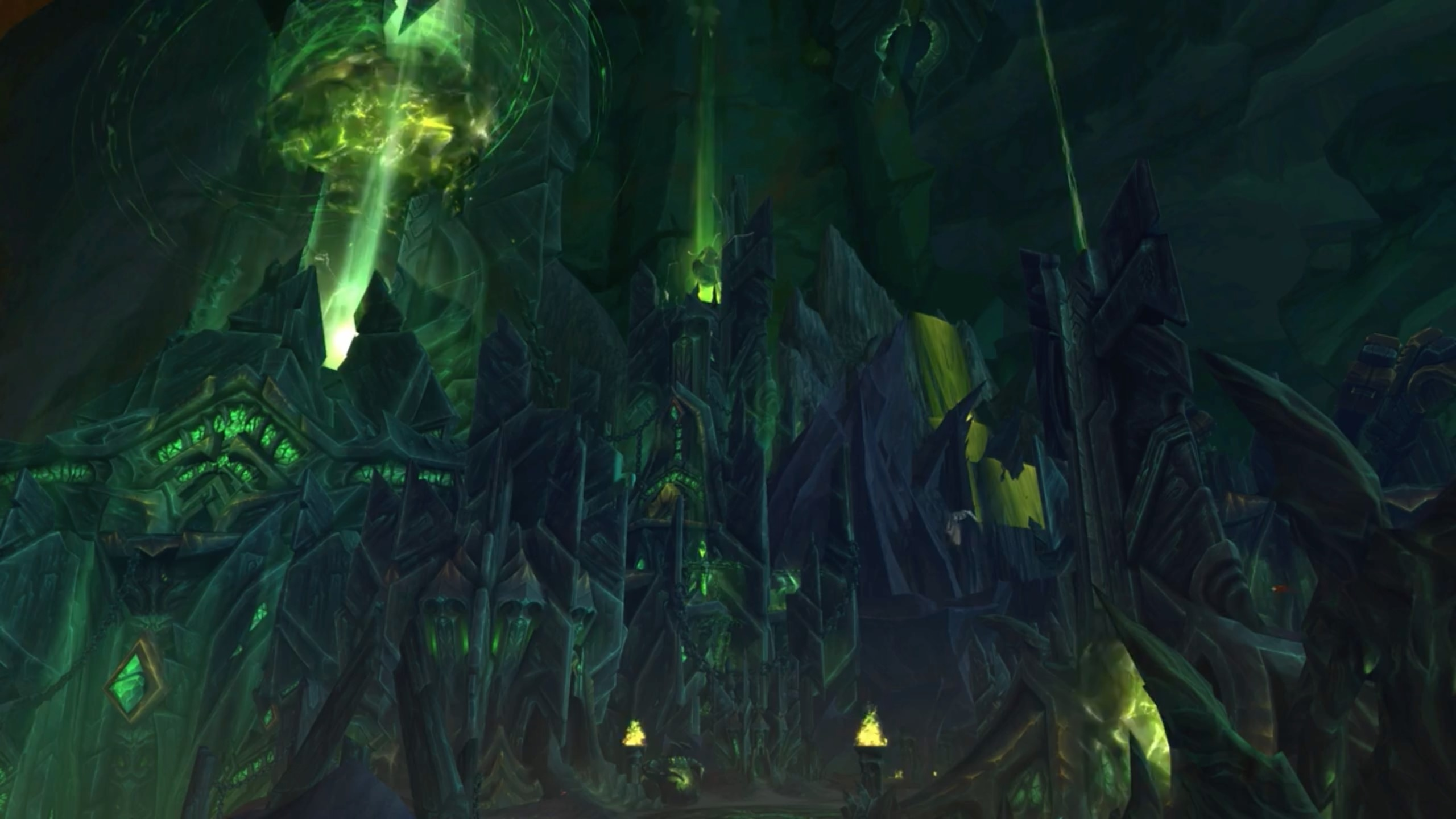 World of Warcraft Legion - Antorus Screenshot