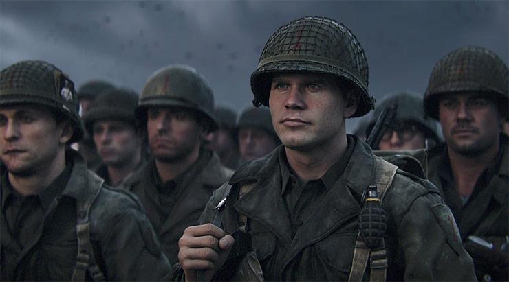 Call of Duty: WWII obteve meio bilhão de dólares no fim de semana do lançamento