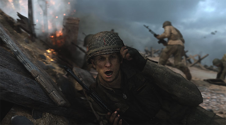 Primeiro DLC de Call of Duty: WWII virá com mapa inspirado no quartel general de Hitler