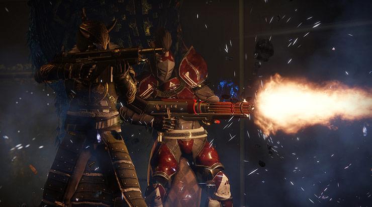 Valeu muito a pena esperar por Destiny 2 no PC