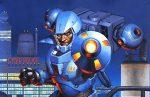 """Assuma o comando de um policial cibernético em """"ESWAT: City Under Siege"""", nova adição da coleção Sega Forever!"""