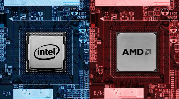 Rivais Intel e AMD unem-se para enfrentar Nvidia no mercado