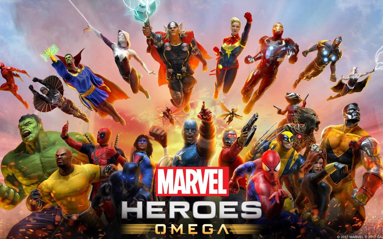 Marvel Heroes Omega encerra atividades nesta sexta-feira (24)