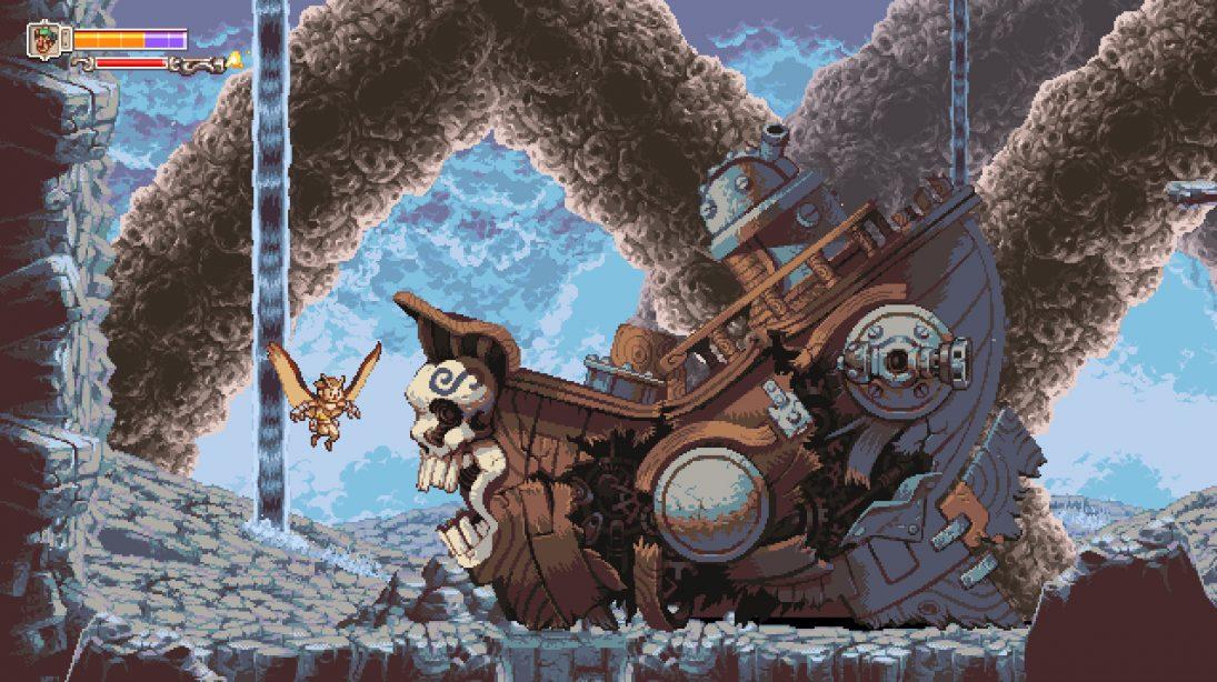 Owlboy será lançado para PS4, Xbox One e Switch no dia 13 de fevereiro
