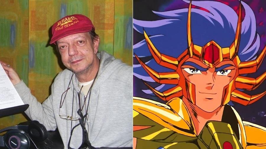 Aos 59 anos morre Paulo Celestino Filho, um dos dubladores de Os Cavaleiros do Zodíaco