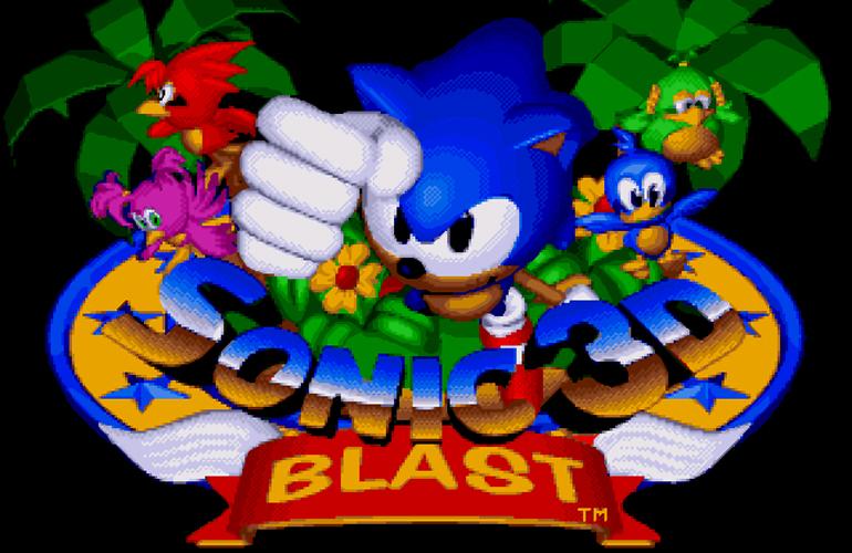 'Sonic 3D Blast Director's Cut' ganha trailer apresentando atualizações