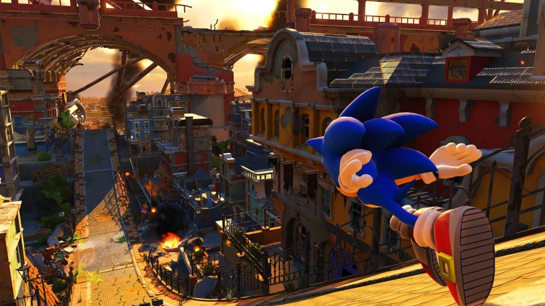 Sonic Forces ganha atualização no PC para consertar problemas generalizados