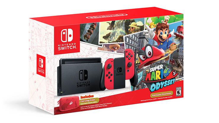 Switch é o console mais vendido nos EUA pelo quarto mês seguido
