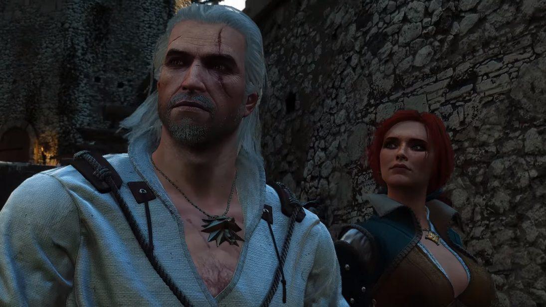Fãs criam remake do prólogo de The Witcher com motor gráfico de The Witcher 3
