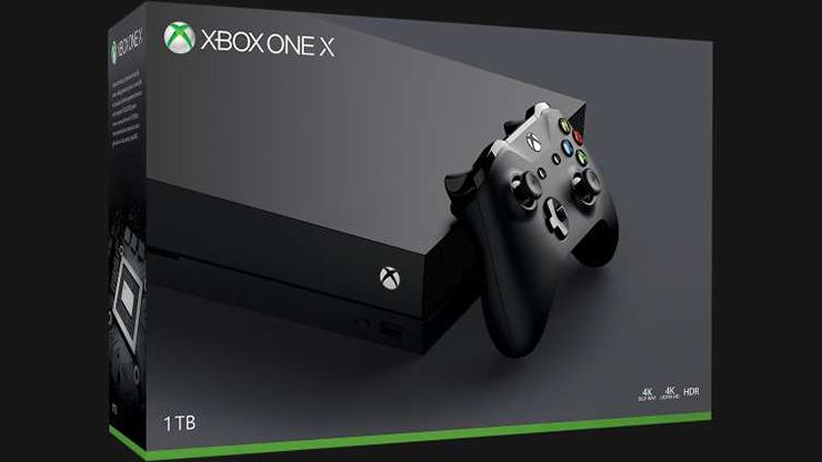 Xbox One X vende 80 mil unidades no Reino Unido no lançamento, superando PS4 Pro
