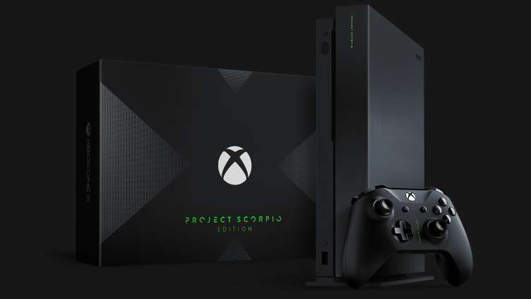 Xbox One X Project Scorpio Edition já encontra-se em pré-venda no Brasil
