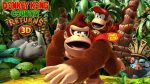 "Todos os segredos do primeiro mundo de ""Donkey Kong Country: Tropical Freeze"""