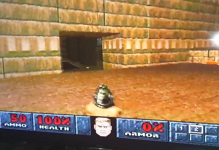 Final Doom no PSOne - Imagem