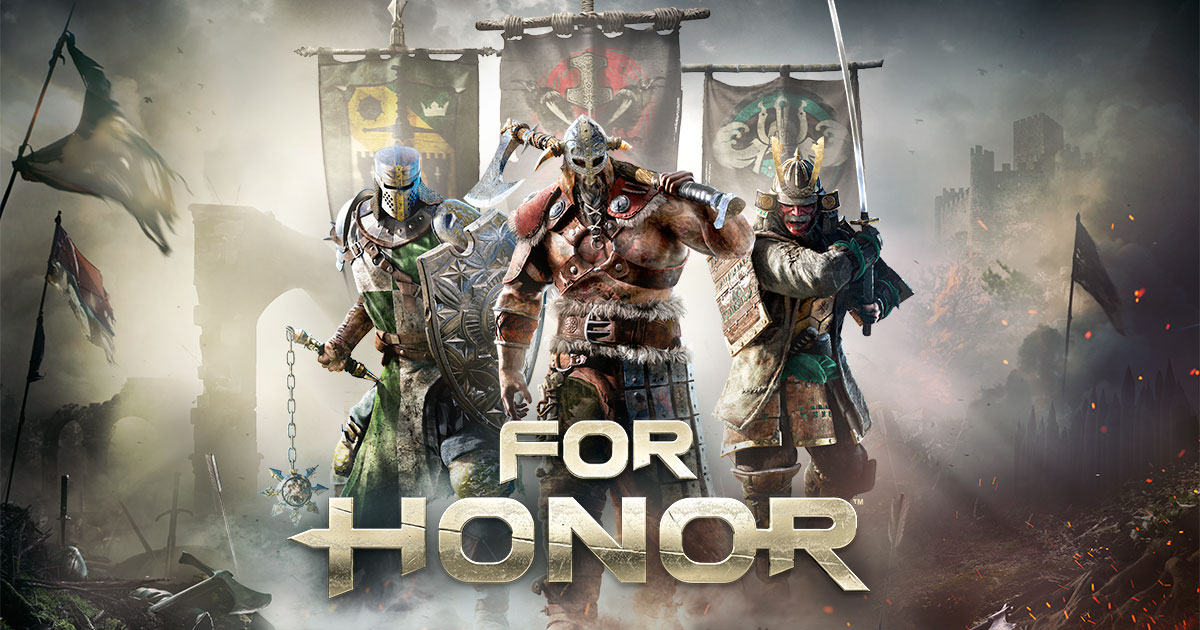 Ubisoft anuncia For Honor de graça na Uplay
