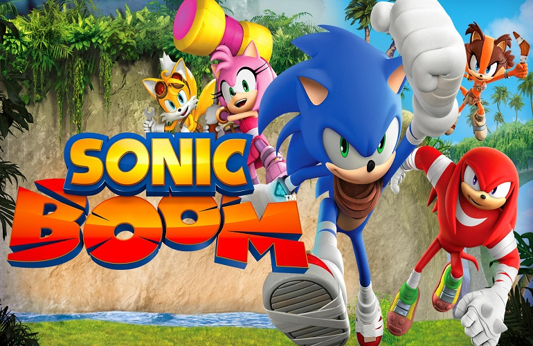 Série animada 'Sonic Boom' volta com novos episódios no Cartoon Network em janeiro de 2018!